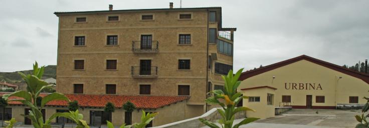 Visitar Bodegas Urbina en La Rioja